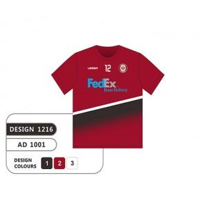 Legacy熱昇華球衣款式 - AD1001