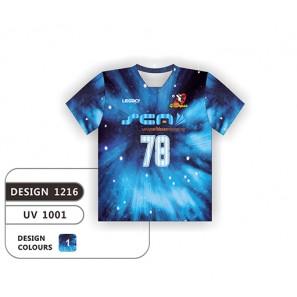 Legacy熱昇華球衣款式 - UV1001